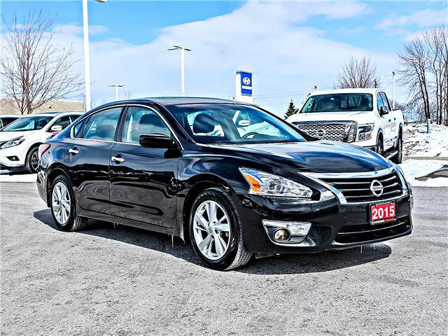 2015 Nissan Altima 2.5 SV (Stk: FN389504) in Bowmanville - Image 7 of 28