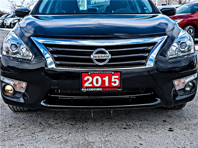 2015 Nissan Altima 2.5 SV (Stk: FN389504) in Bowmanville - Image 9 of 28