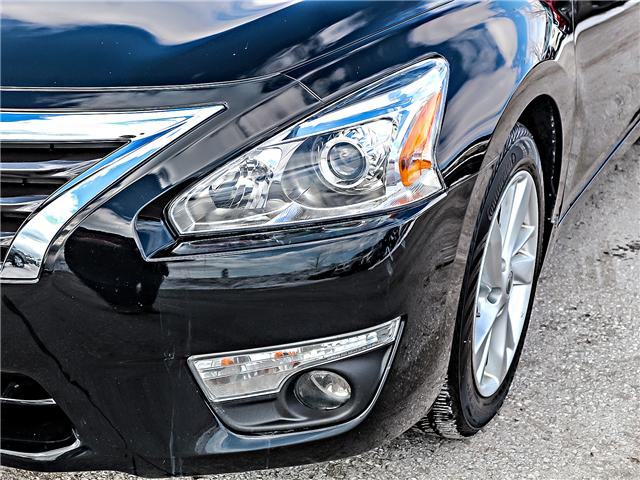 2015 Nissan Altima 2.5 SV (Stk: FN389504) in Bowmanville - Image 10 of 28