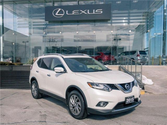 2015 Nissan Rogue  (Stk: 27558A) in Markham - Image 1 of 24