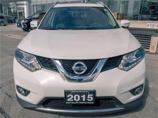 2015 Nissan Rogue  (Stk: 27558A) in Markham - Image 2 of 24