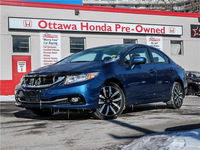 2015 Honda Civic Touring (Stk: 31611-1) in Ottawa - Image 1 of 27