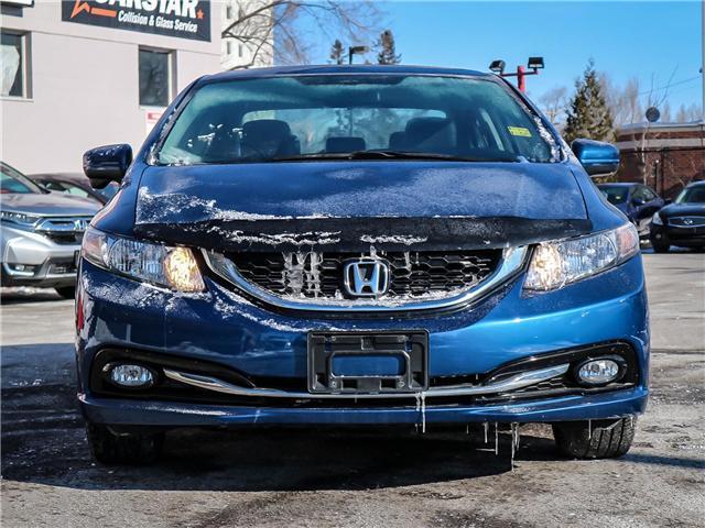 2015 Honda Civic Touring (Stk: 31611-1) in Ottawa - Image 2 of 27
