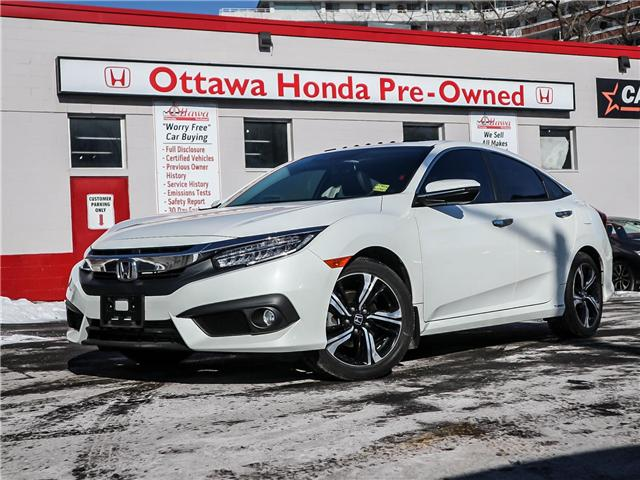 2017 Honda Civic Touring (Stk: 31509-1) in Ottawa - Image 1 of 27