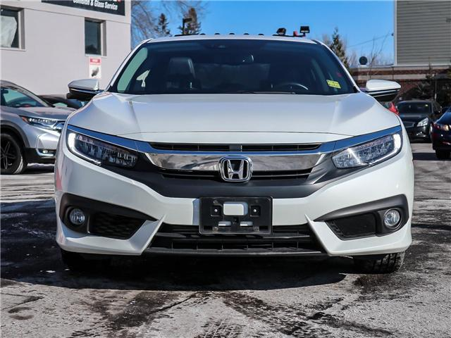 2017 Honda Civic Touring (Stk: 31509-1) in Ottawa - Image 2 of 27