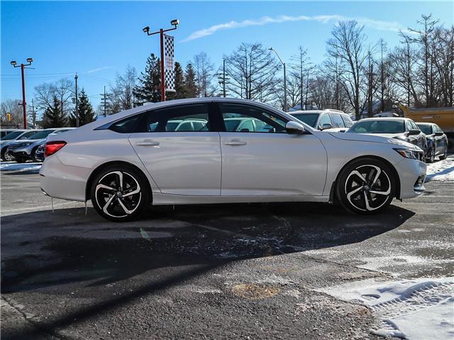 2018 Honda Accord Sport (Stk: H7494-0) in Ottawa - Image 4 of 27