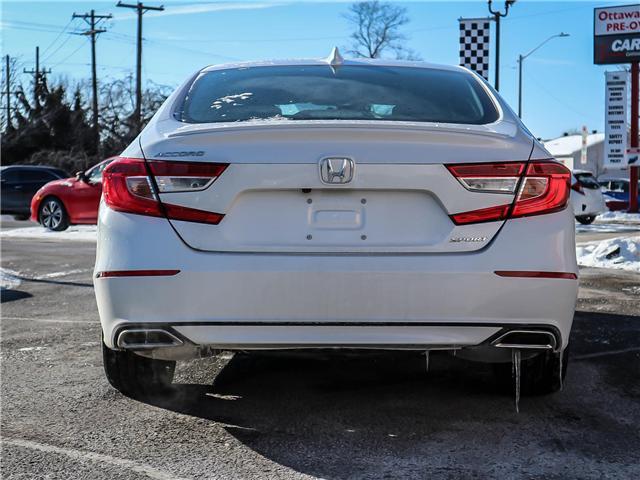 2018 Honda Accord Sport (Stk: H7494-0) in Ottawa - Image 6 of 27