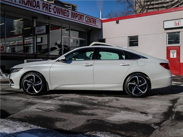 2018 Honda Accord Sport (Stk: H7494-0) in Ottawa - Image 8 of 27