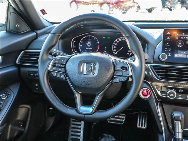 2018 Honda Accord Sport (Stk: H7494-0) in Ottawa - Image 12 of 27