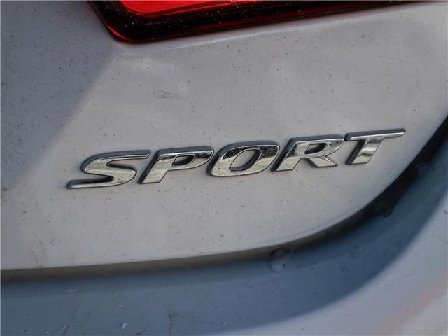 2018 Honda Accord Sport (Stk: H7494-0) in Ottawa - Image 22 of 27