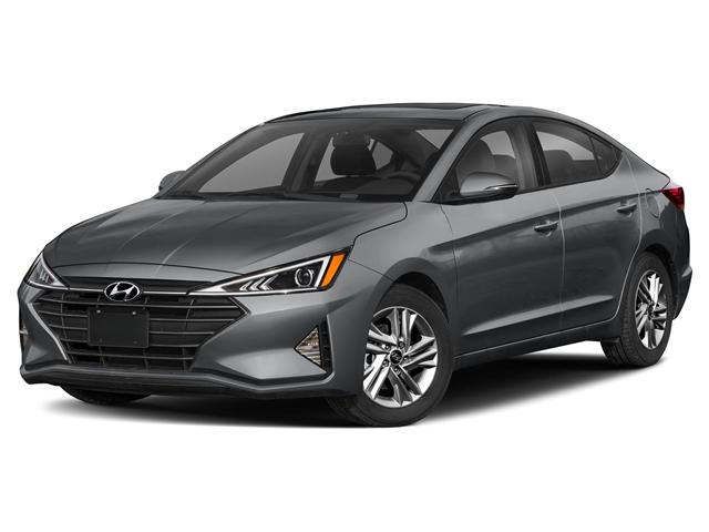 2019 Hyundai Elantra Preferred (Stk: EA19037) in Woodstock - Image 1 of 9