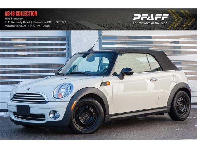 2009 MINI Cooper Base (Stk: M5346A) in Markham - Image 1 of 12