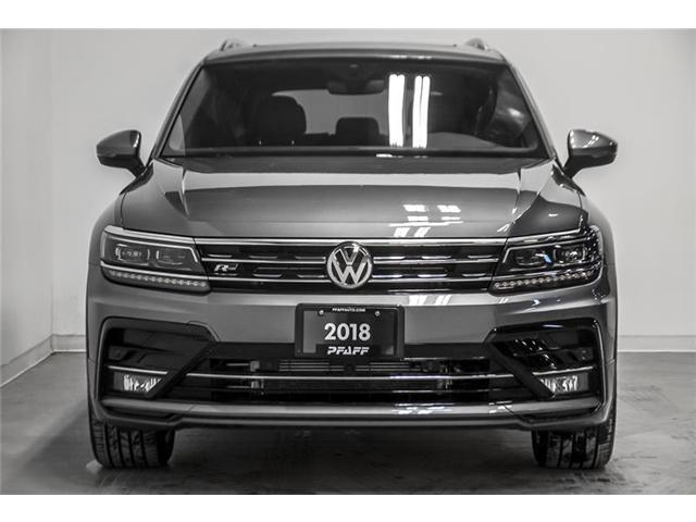 2018 Volkswagen Tiguan Highline (Stk: C6469A) in Woodbridge - Image 2 of 22