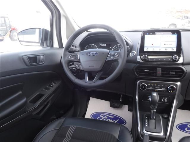 2019 Ford EcoSport SES (Stk: 19-32) in Kapuskasing - Image 7 of 13