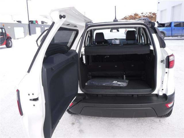 2019 Ford EcoSport SES (Stk: 19-32) in Kapuskasing - Image 11 of 13