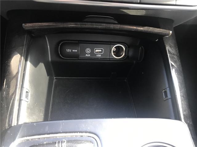 2016 Kia Sorento 2.0L EX (Stk: 1592W) in Oakville - Image 22 of 25