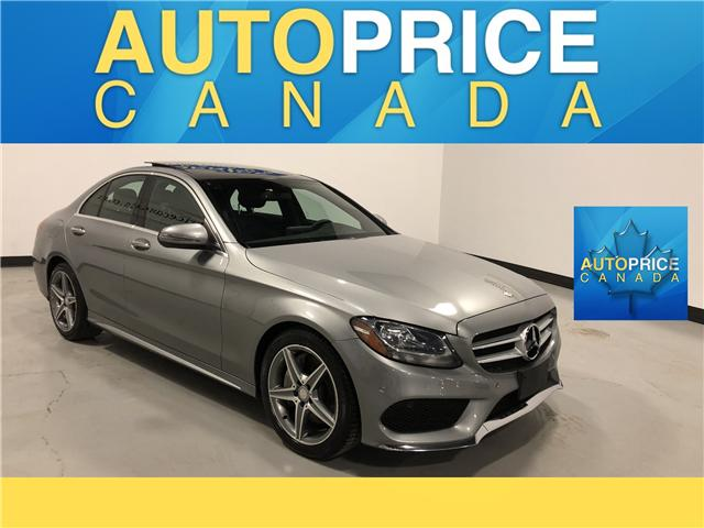2016 Mercedes-Benz C-Class Base (Stk: W0133) in Mississauga - Image 1 of 27