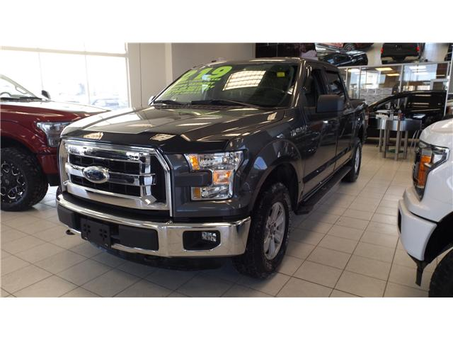 2016 Ford F-150 XLT (Stk: 18-19691) in Kanata - Image 1 of 9