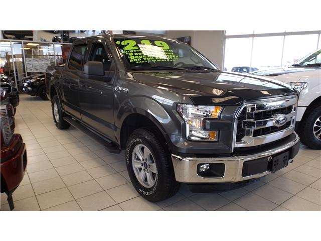 2016 Ford F-150 XLT (Stk: 18-19691) in Kanata - Image 3 of 9