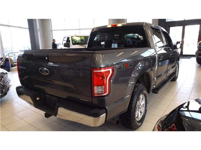 2016 Ford F-150 XLT (Stk: 18-19691) in Kanata - Image 4 of 9
