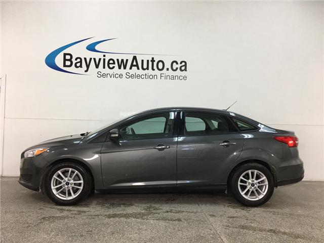 2017 Ford Focus SE (Stk: 34547W) in Belleville - Image 1 of 25