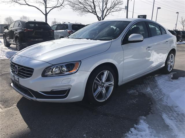 2017 Volvo S60 T5 Special Edition Premier (Stk: 1575W) in Oakville - Image 5 of 29