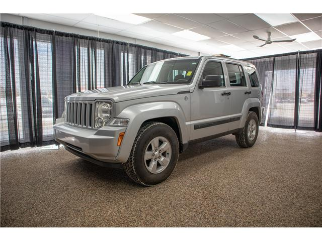 2011 Jeep Liberty Sport (Stk: A10780) in Okotoks - Image 1 of 13
