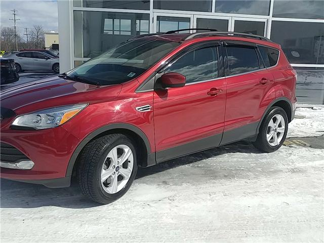 2015 Ford Escape SE (Stk: U0236) in New Minas - Image 1 of 18