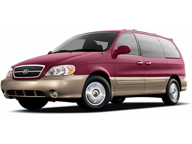 Used 2004 Kia Sedona LX  - Coquitlam - Eagle Ridge Chevrolet Buick GMC