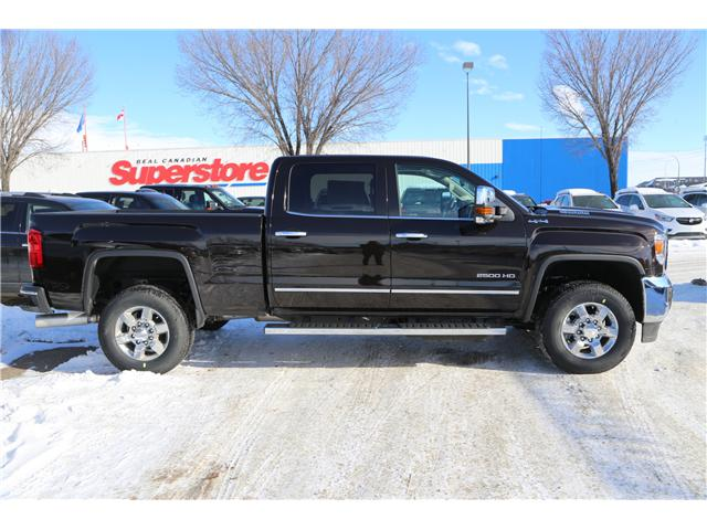2019 GMC Sierra 2500HD SLT (Stk: 172146) in Medicine Hat - Image 11 of 34