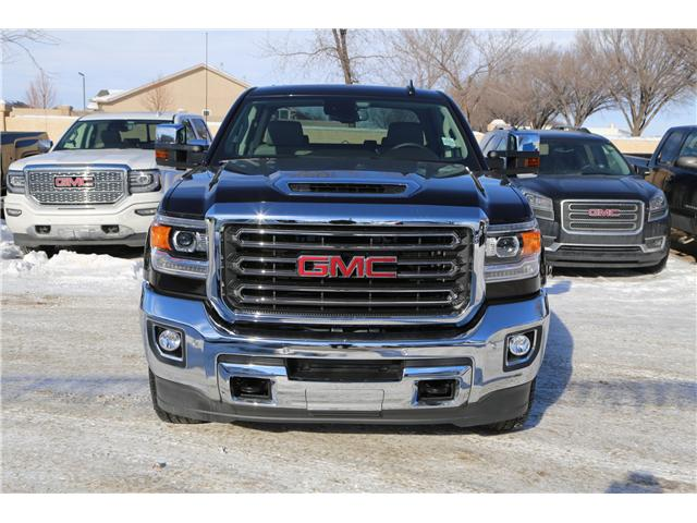 2019 GMC Sierra 2500HD SLT (Stk: 172146) in Medicine Hat - Image 3 of 34