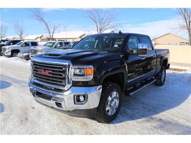2019 GMC Sierra 2500HD SLT (Stk: 172146) in Medicine Hat - Image 4 of 34