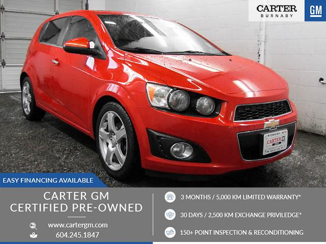 2012 Chevrolet Sonic LT (Stk: 88-26381) in Burnaby - Image 1 of 22