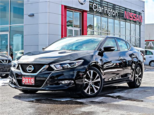 2018 Nissan Maxima SL (Stk: JC379402) in Bowmanville - Image 1 of 28
