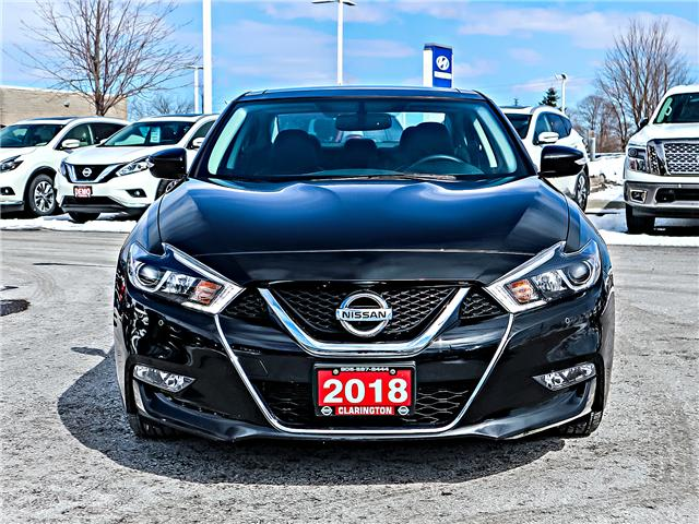 2018 Nissan Maxima SL (Stk: JC379402) in Bowmanville - Image 2 of 28