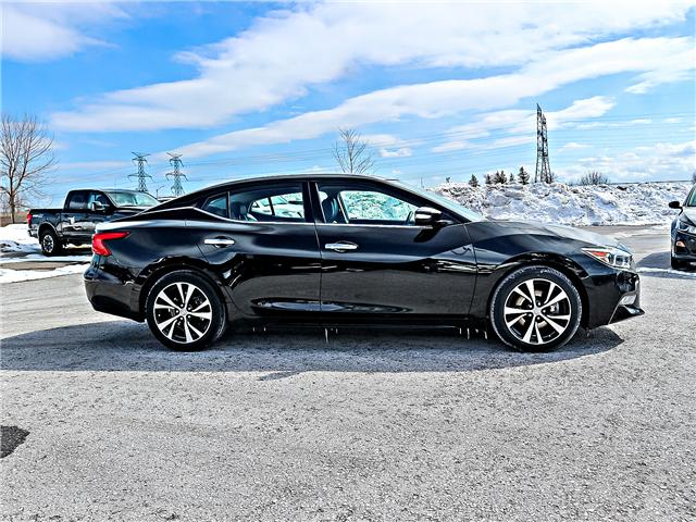 2018 Nissan Maxima SL (Stk: JC379402) in Bowmanville - Image 4 of 28