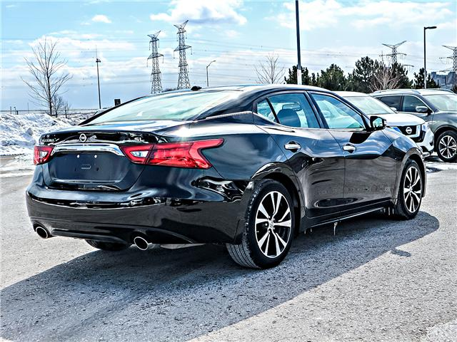 2018 Nissan Maxima SL (Stk: JC379402) in Bowmanville - Image 5 of 28