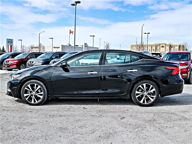 2018 Nissan Maxima SL (Stk: JC379402) in Bowmanville - Image 8 of 28