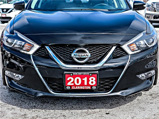 2018 Nissan Maxima SL (Stk: JC379402) in Bowmanville - Image 9 of 28