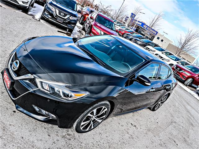 2018 Nissan Maxima SL (Stk: JC379402) in Bowmanville - Image 11 of 28
