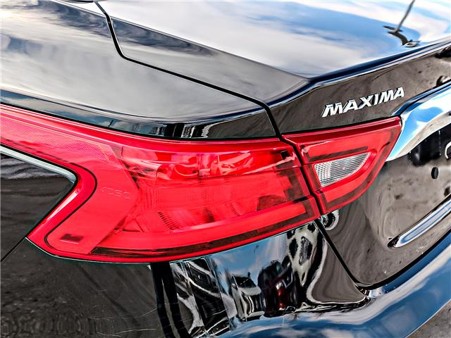 2018 Nissan Maxima SL (Stk: JC379402) in Bowmanville - Image 13 of 28
