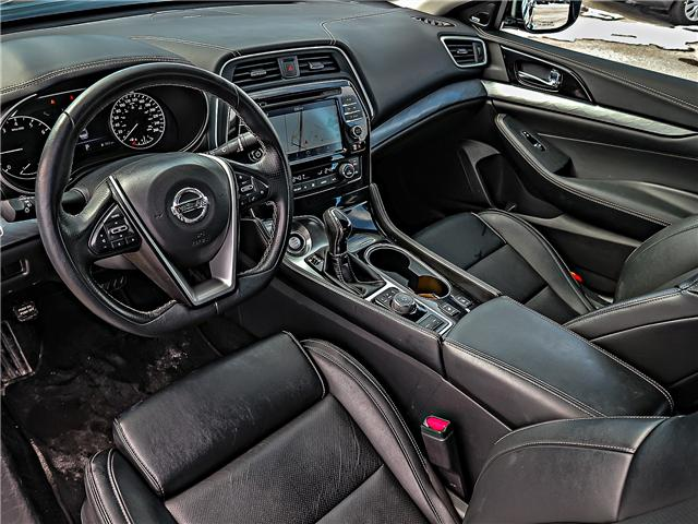 2018 Nissan Maxima SL (Stk: JC379402) in Bowmanville - Image 15 of 28