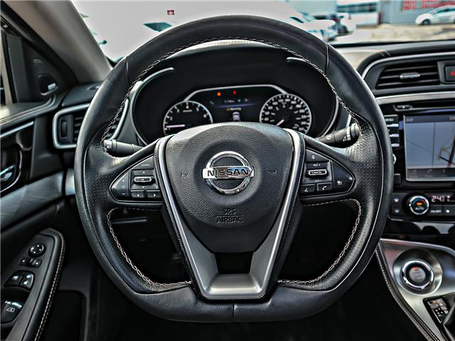 2018 Nissan Maxima SL (Stk: JC379402) in Bowmanville - Image 19 of 28