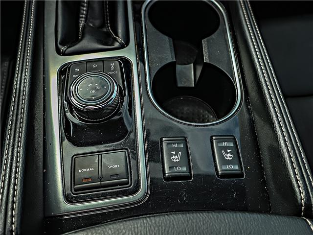 2018 Nissan Maxima SL (Stk: JC379402) in Bowmanville - Image 24 of 28