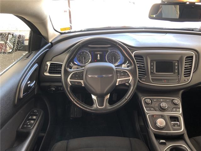 2015 Chrysler 200 Limited (Stk: I12191) in Thunder Bay - Image 4 of 12
