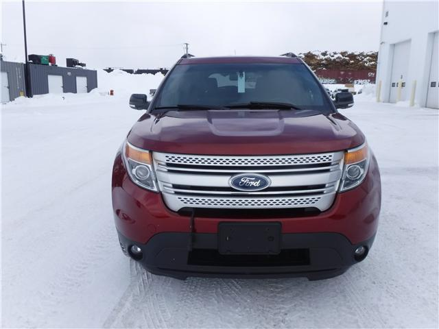 2014 Ford Explorer XLT (Stk: U-3740) in Kapuskasing - Image 2 of 10