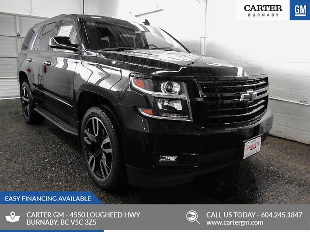 2019 Chevrolet Tahoe Premier (Stk: N9-11250) in Burnaby - Image 1 of 12