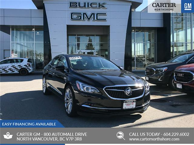 2017 Buick LaCrosse Essence (Stk: 7L56280) in North Vancouver - Image 1 of 12