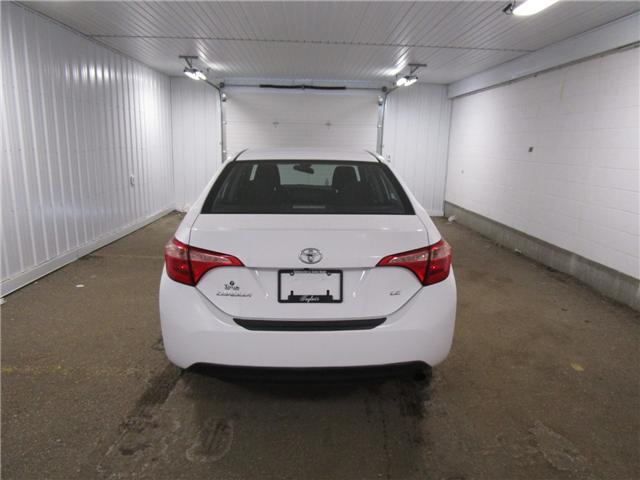 2018 Toyota Corolla LE (Stk: 126821  ) in Regina - Image 9 of 31