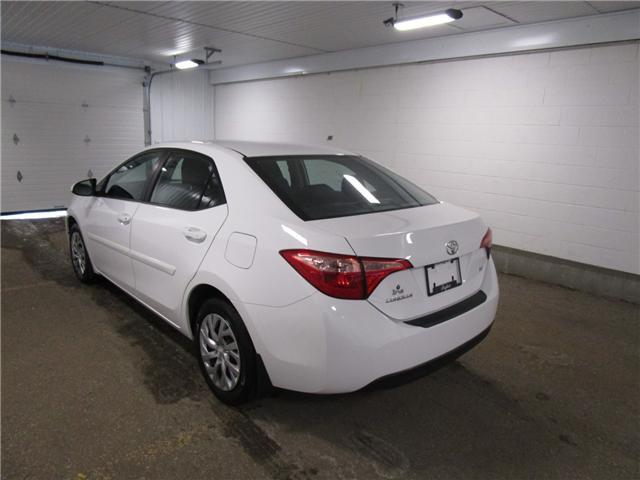 2018 Toyota Corolla LE (Stk: 126821  ) in Regina - Image 10 of 31